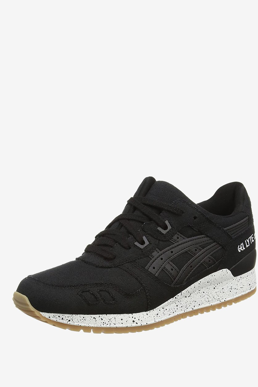 Men's Gel Lyte III Casual Shoes, Black