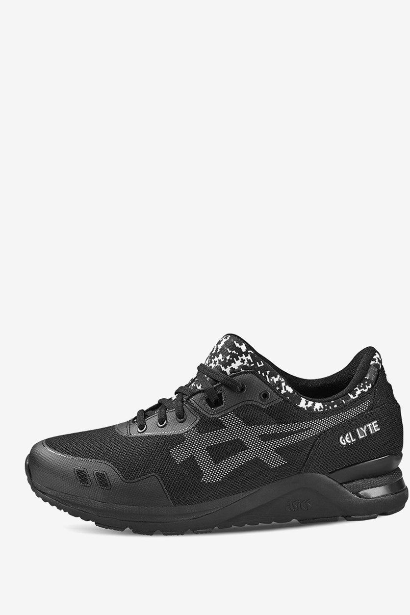 Men's Gel Lyte Evo Sport Shoes, Black
