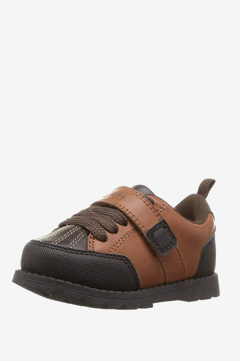 Toddlers Boys Benelli Casual Shoes, Brown