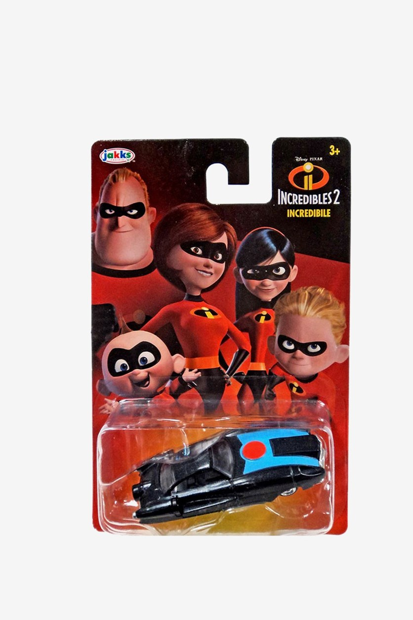 Incredibles 2 Police Car, Black