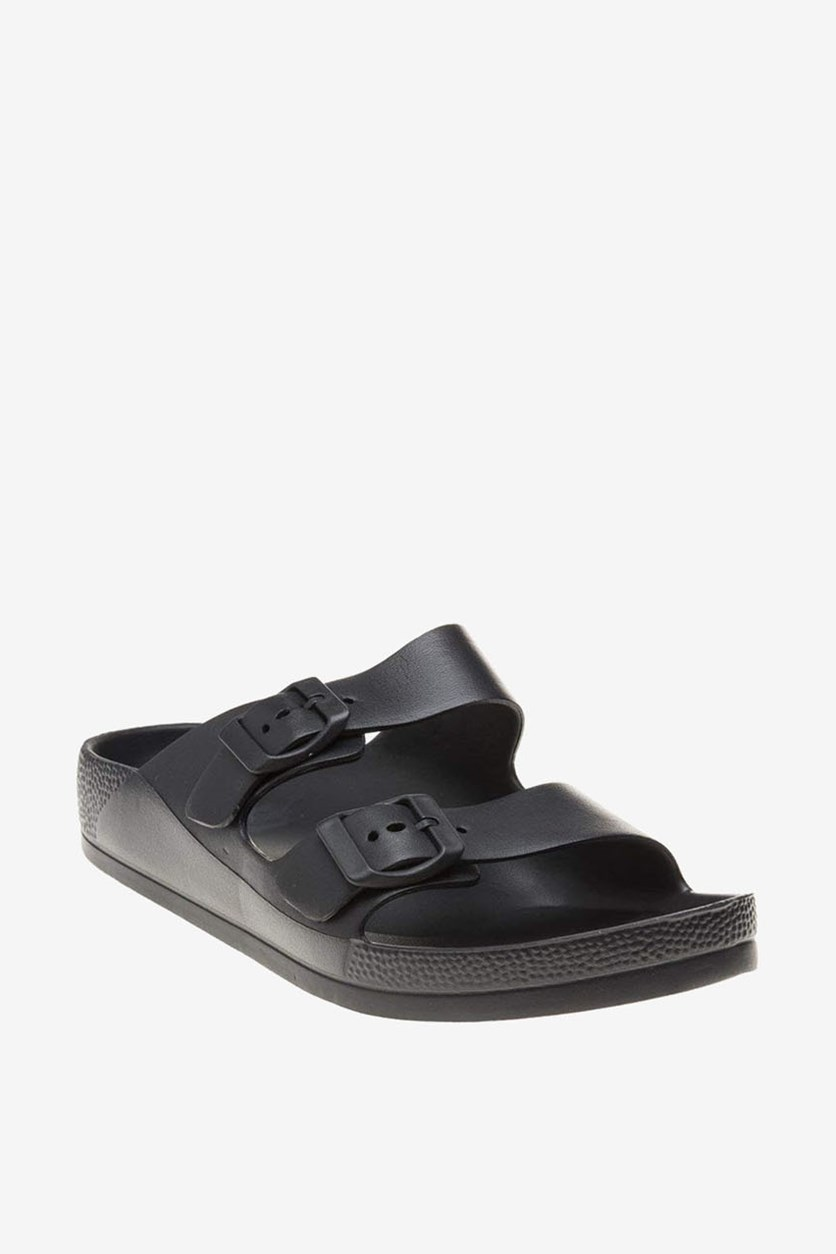 Men's Heatwave Sandals, Black