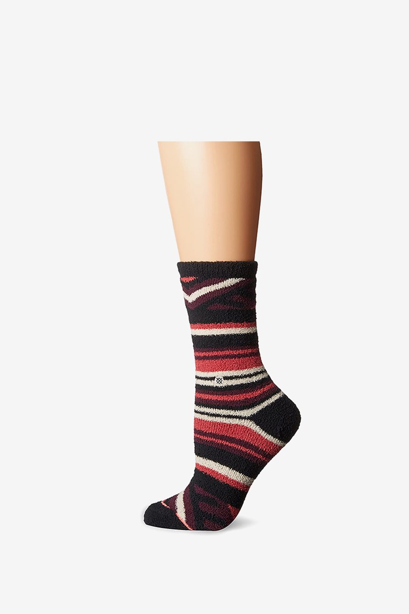 Women's Camila Socks, Plum