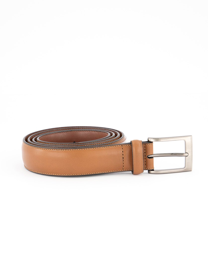Men's Big-Tall Portfolio Timothy Belt, Brown