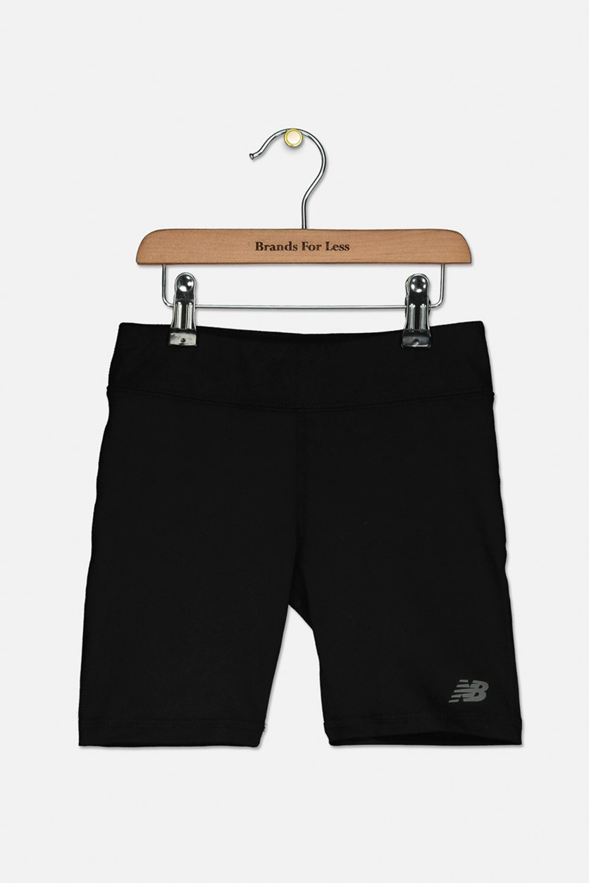 Baby Boys Core Performance Bike Short, Black