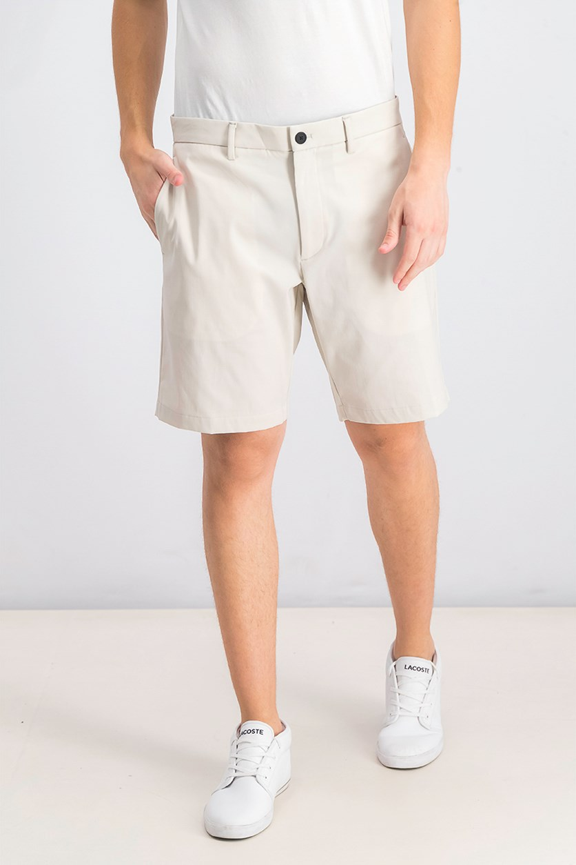 Mens Zaine Golf Slit Pockets Casual Shorts, Saed Neoteric