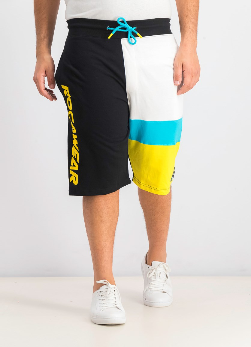 Men's Dynamic Short, Black Combo