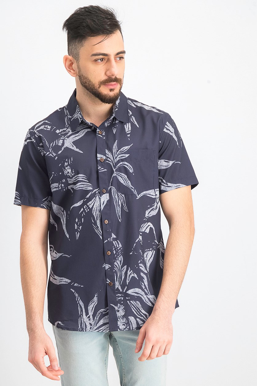 Men's Tech Beachrider Shirt, Parisian Night