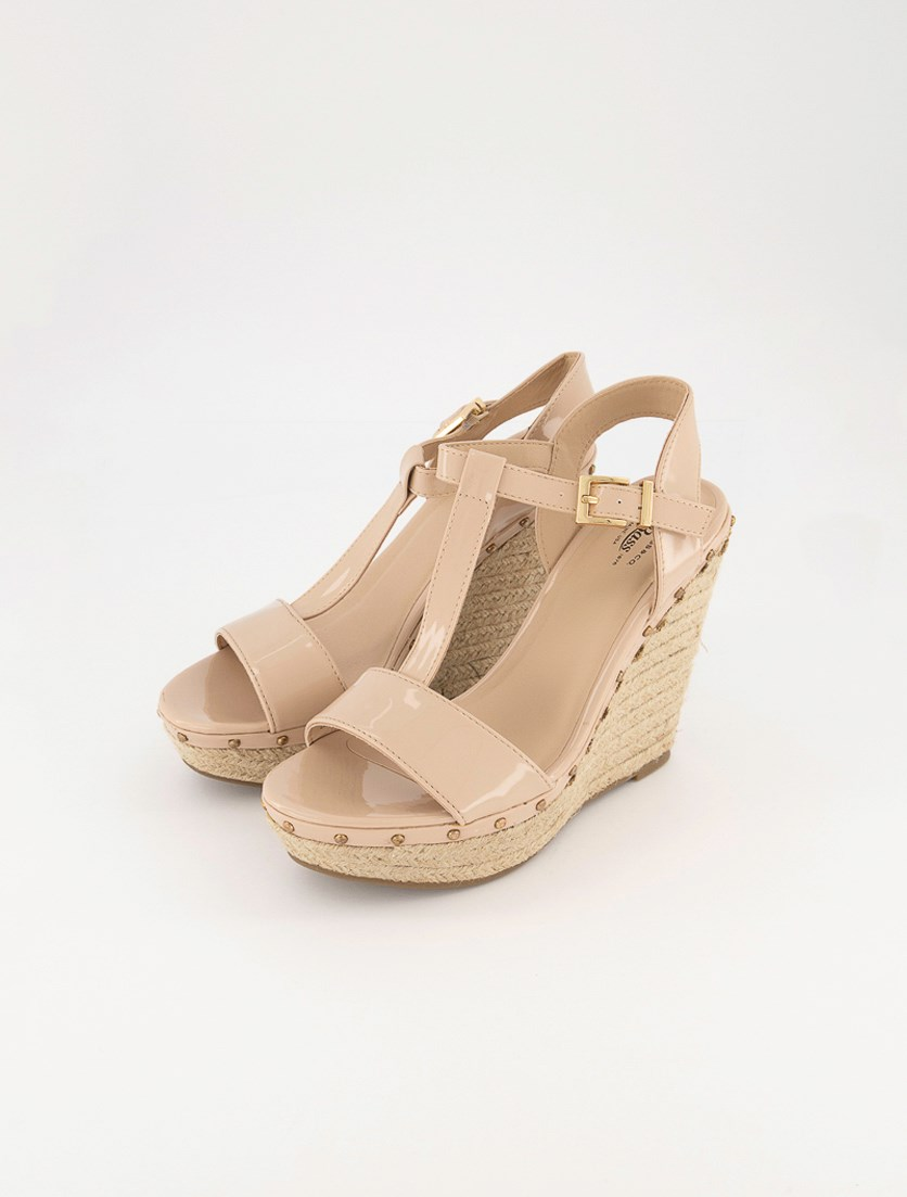 Women's Camila Wedge Sandal, Blush