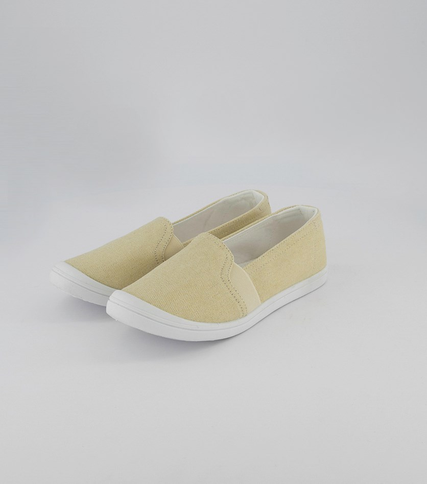 Women's Jess Slip On Shoes, Natural