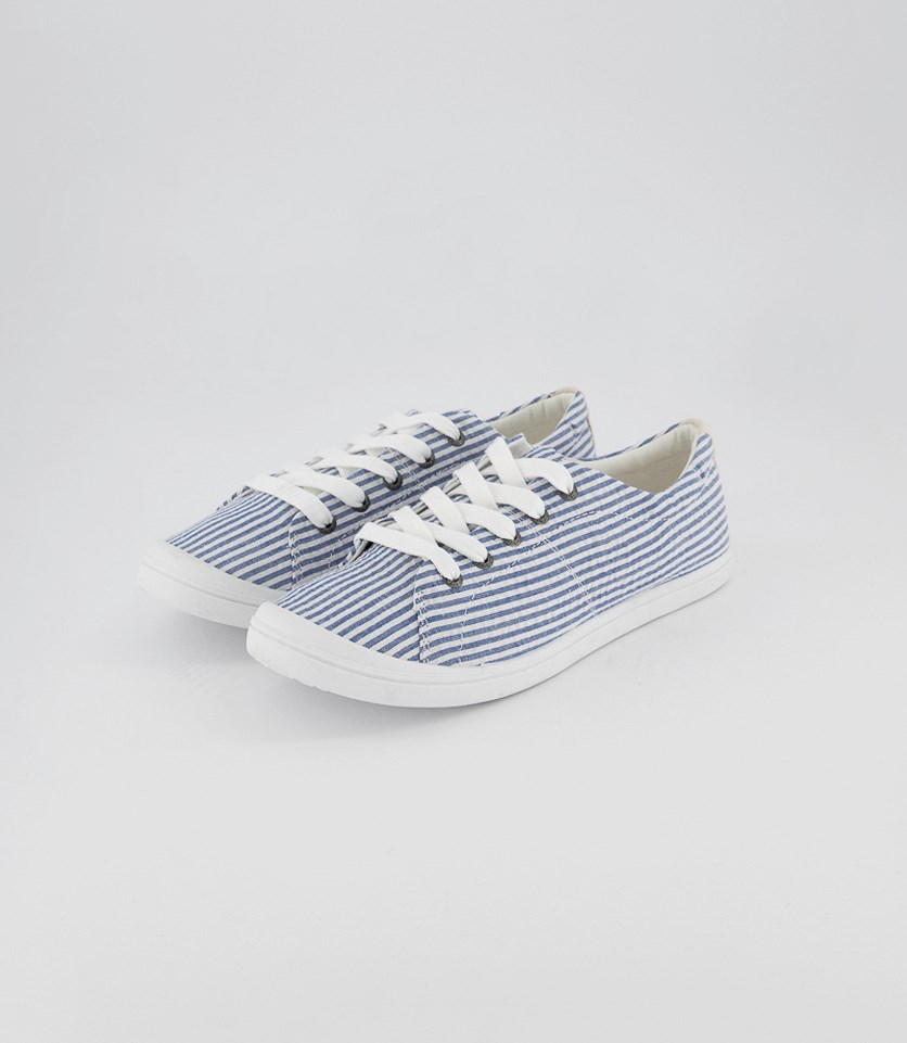 Women's Bass Kimmy Casual Shoes, Blue Stripe