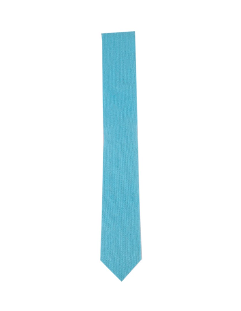 Men's Logo Pop With Contrast Tie, Aqua