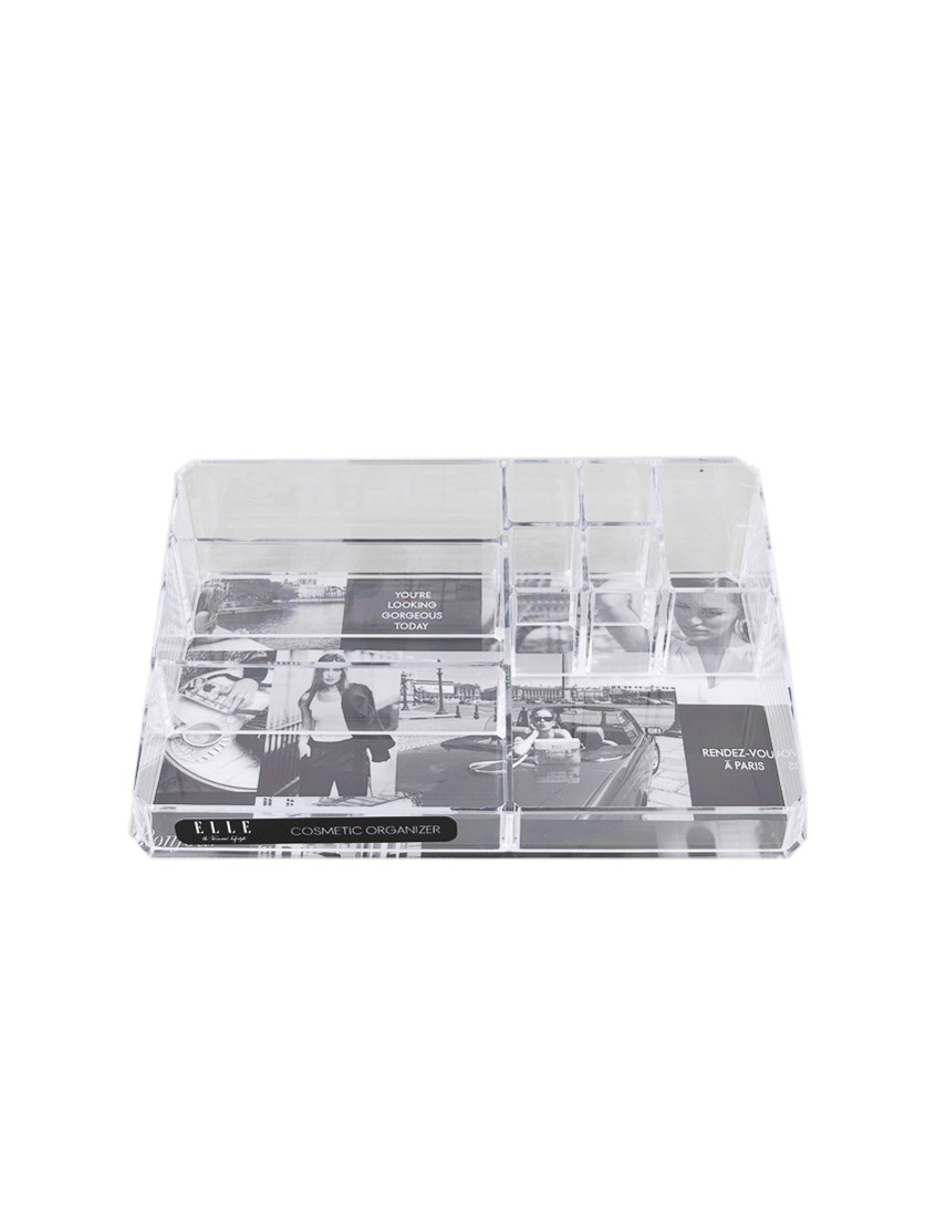 Cosmetic Organizer, Transparent