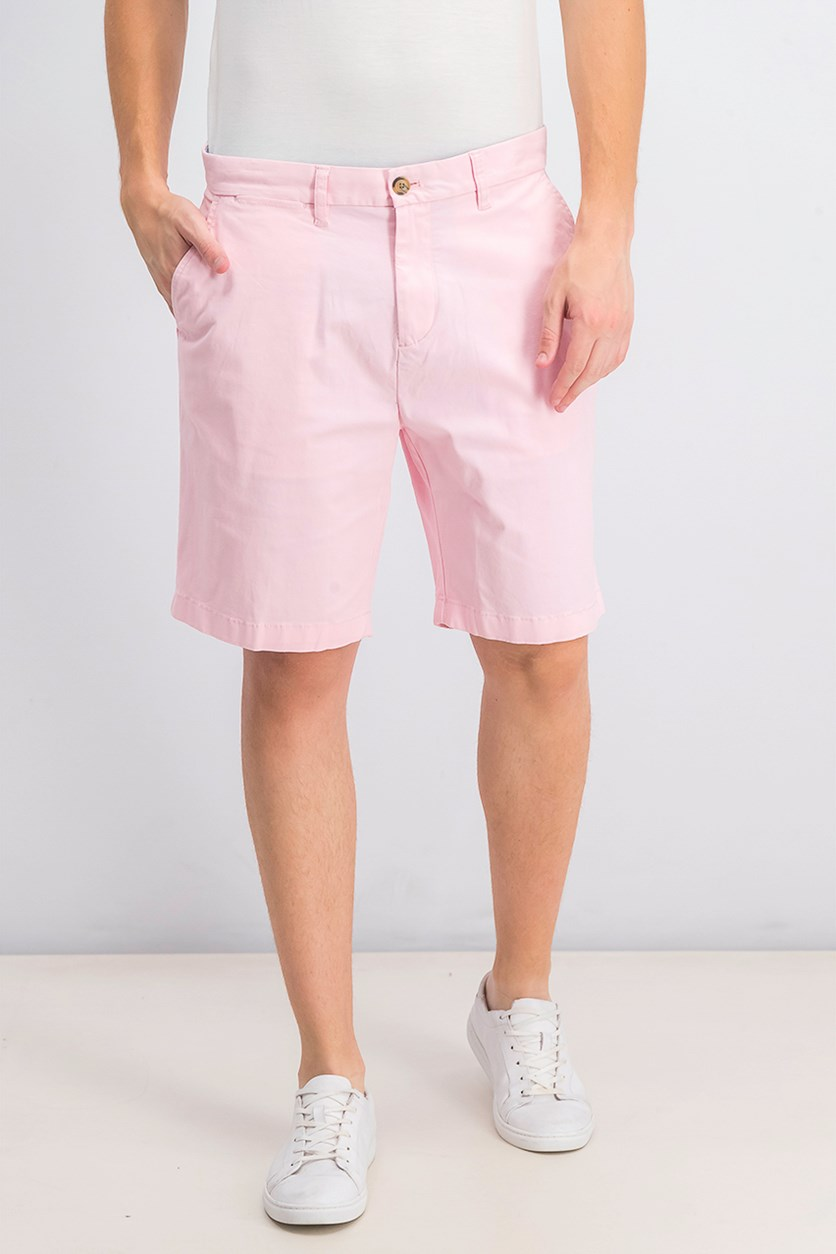 Men's Flex Stretch 9 Shorts, Pink