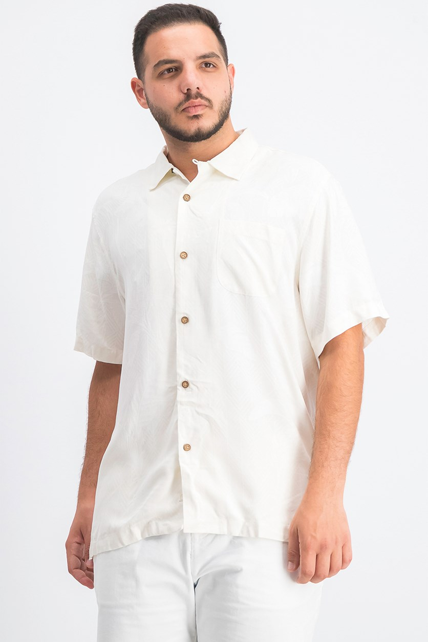 Men's Embroidered Shirt, Continental