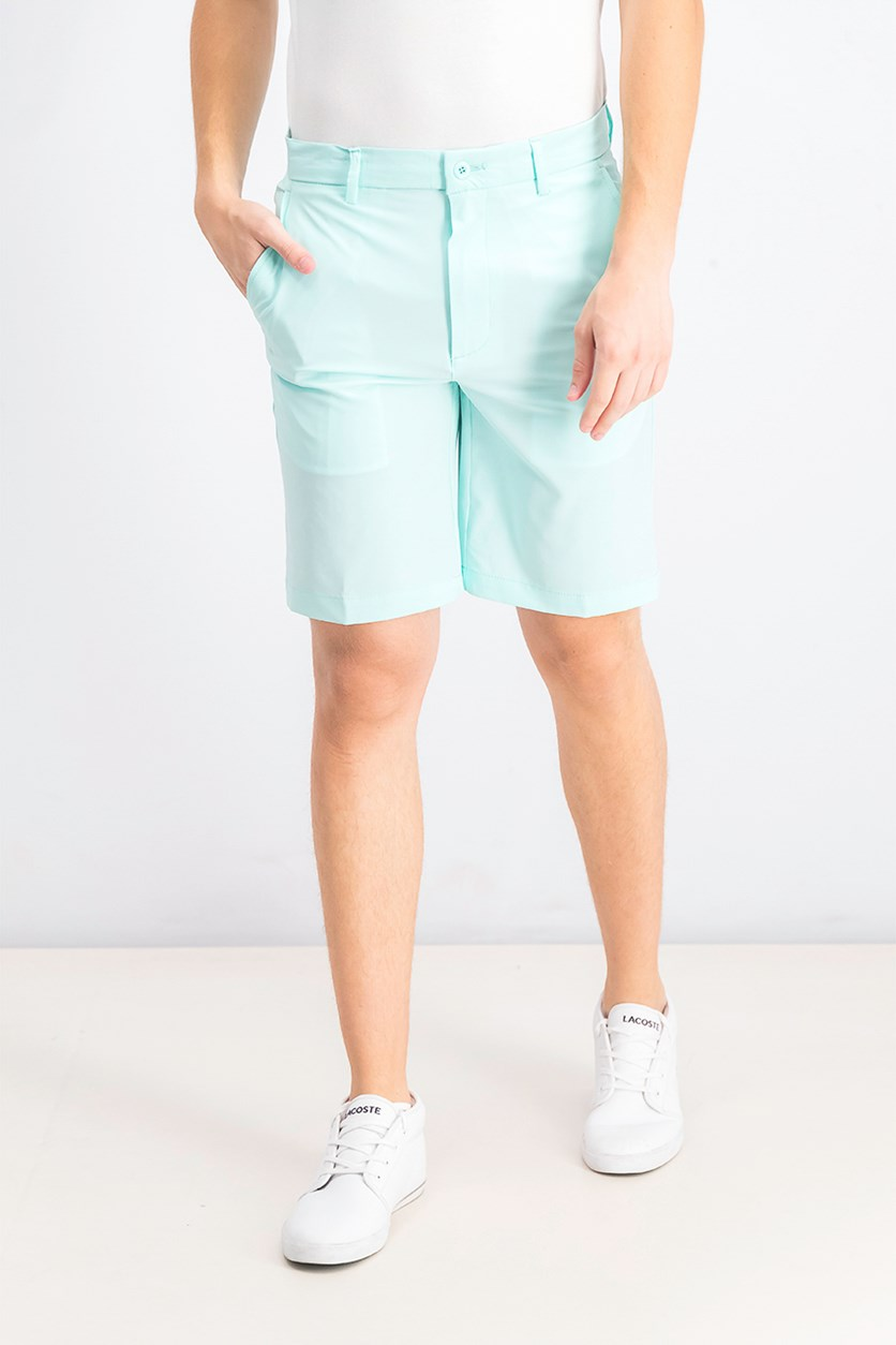 Men's Lightweight Stretch Shorts, Key Largo Blue