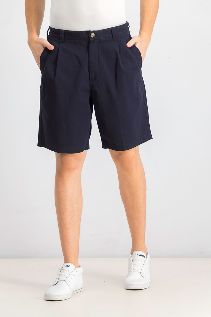 Men's Double-Pleated 9