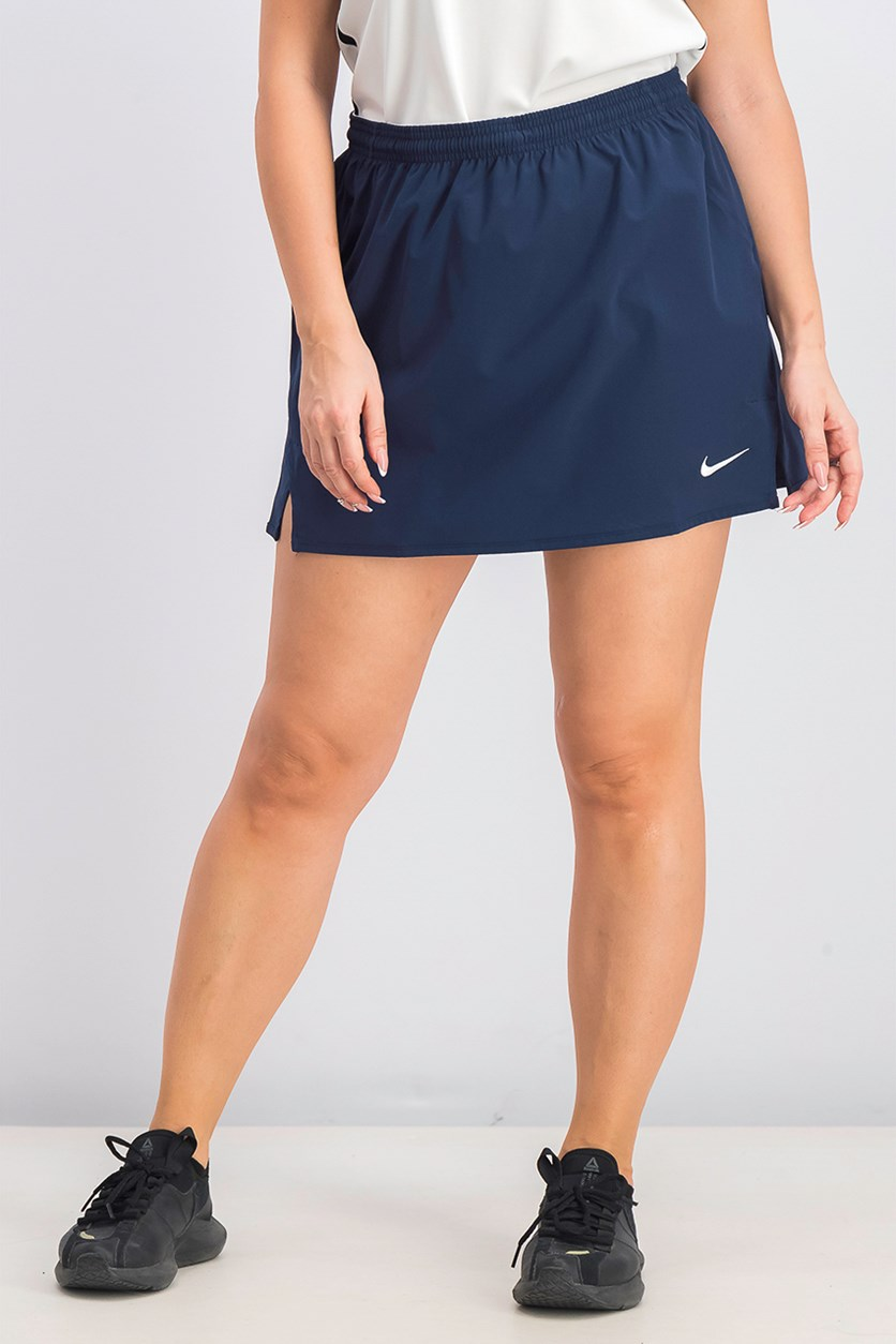 Women's Dri-fit Lacrosse Training Skirt, Navy