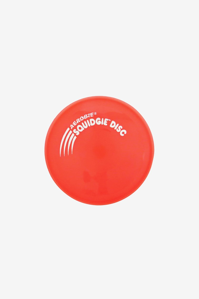 Flexible Flying Disc, Red