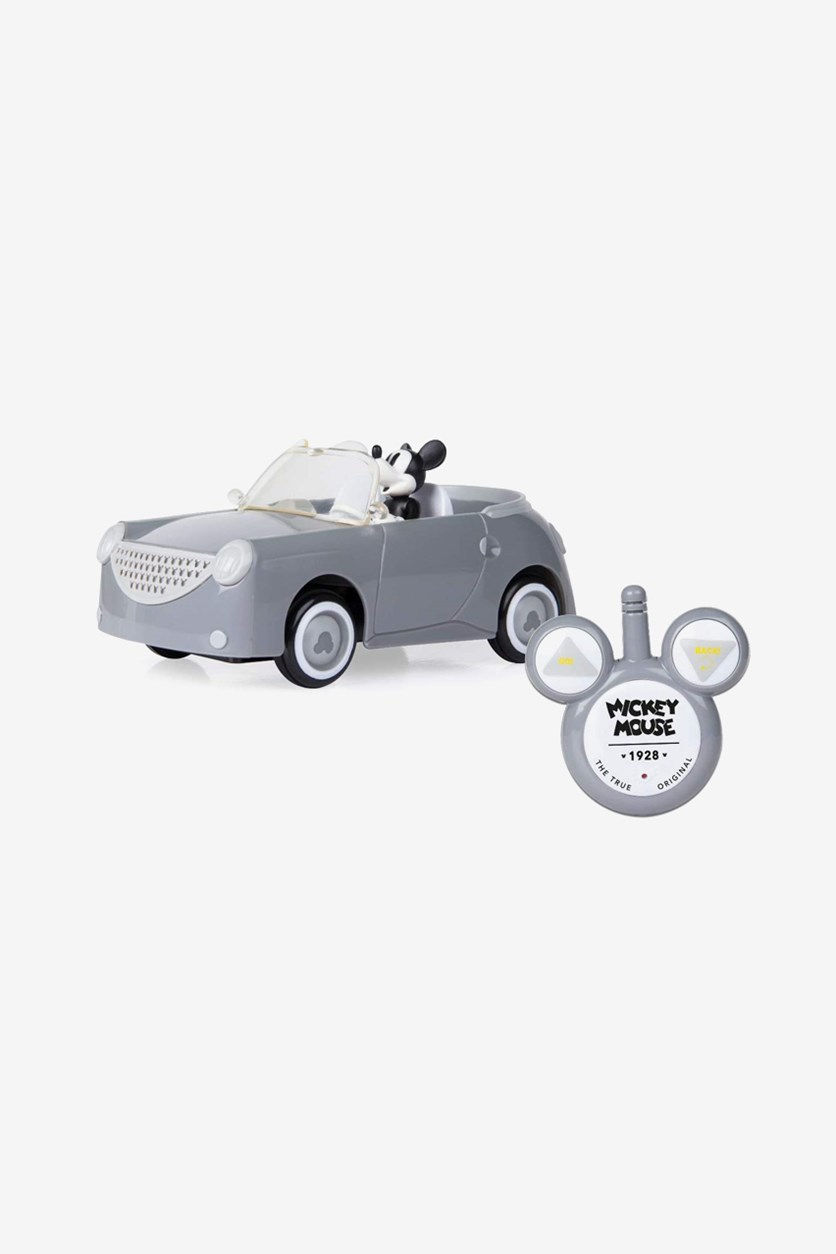 Mickey Mouse 90th Anniversary RC Car, Grey