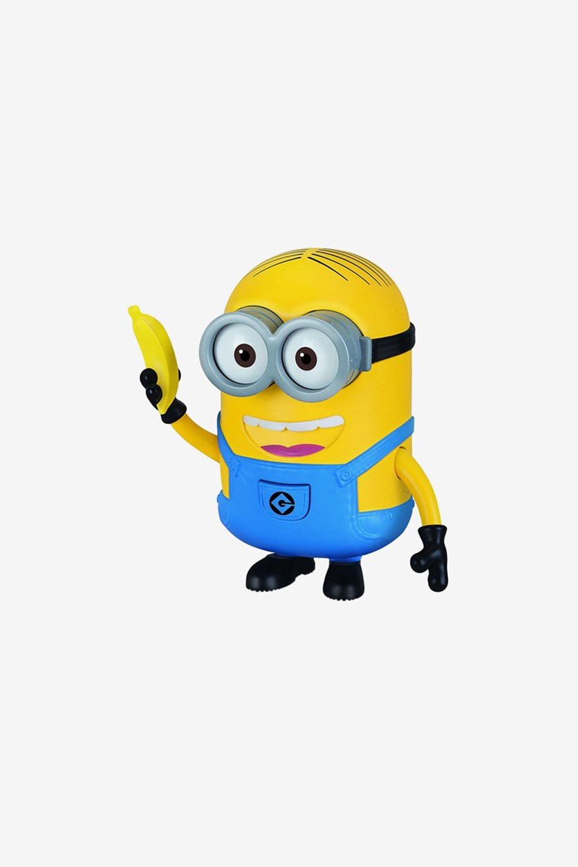 Despicable Me 3 Dave With Banana, Yellow/Blue
