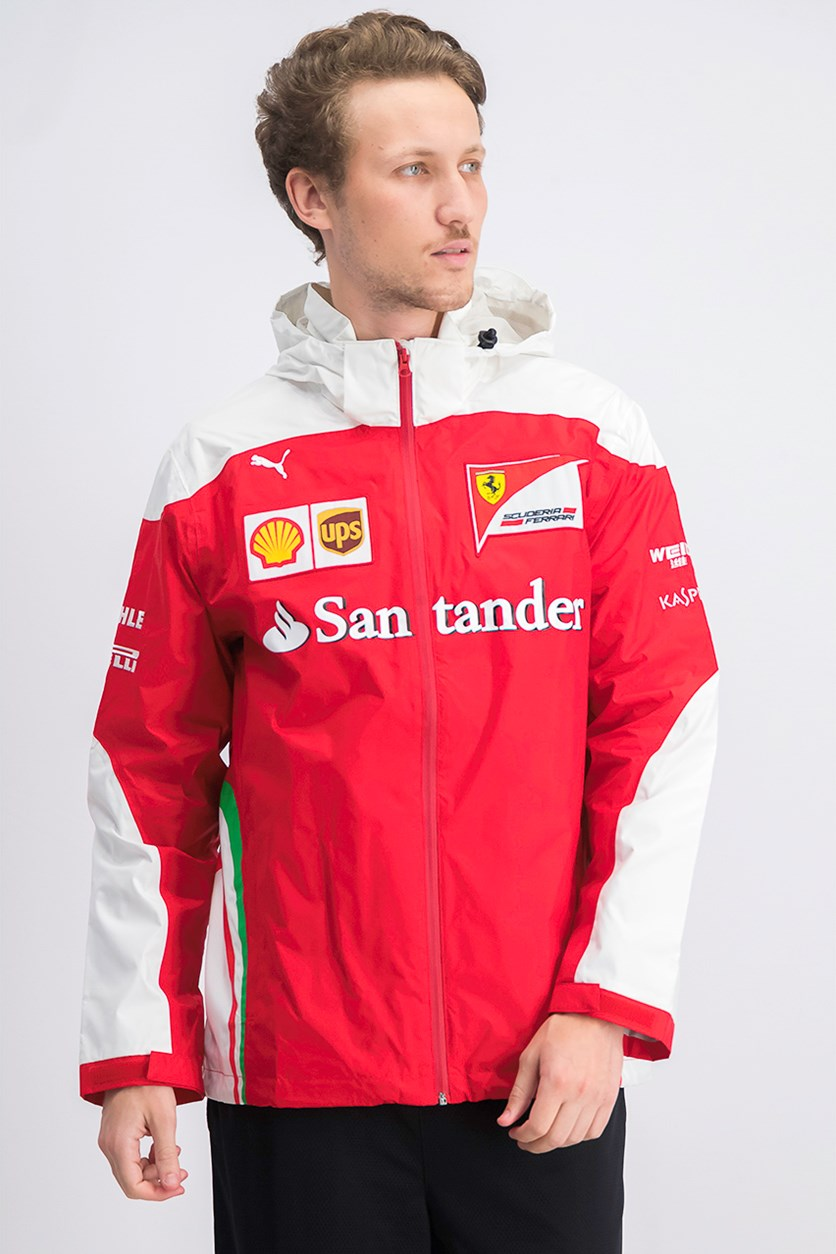 Ferrari Replica SF Team Jacket , Red