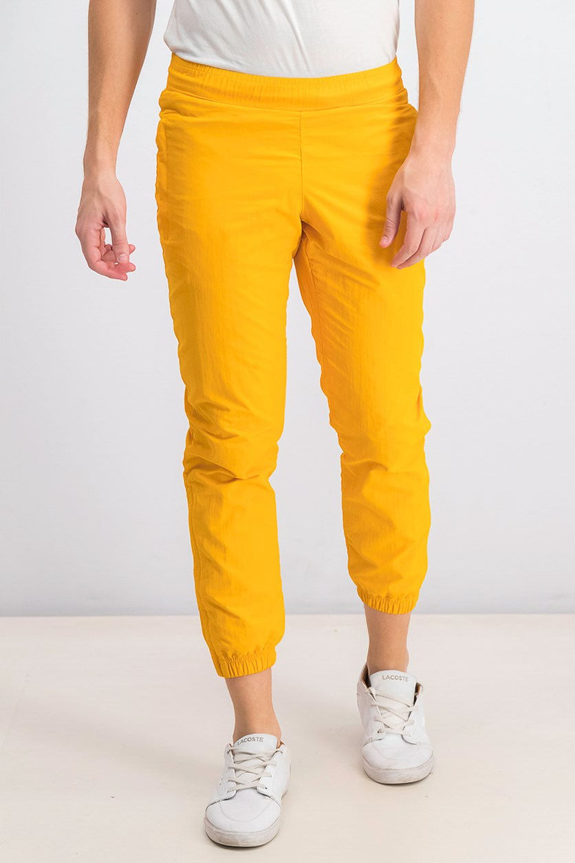 Men's Vector Track Pants, Mustard