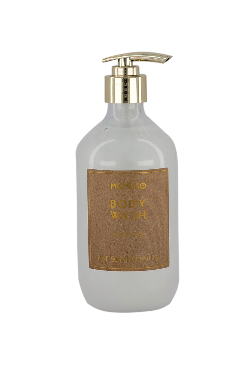 Body Wash Cacao, Clear