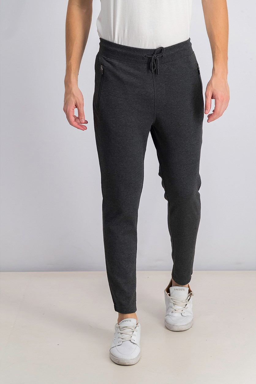 Men's Gannon Jogger Pants, Charcoal