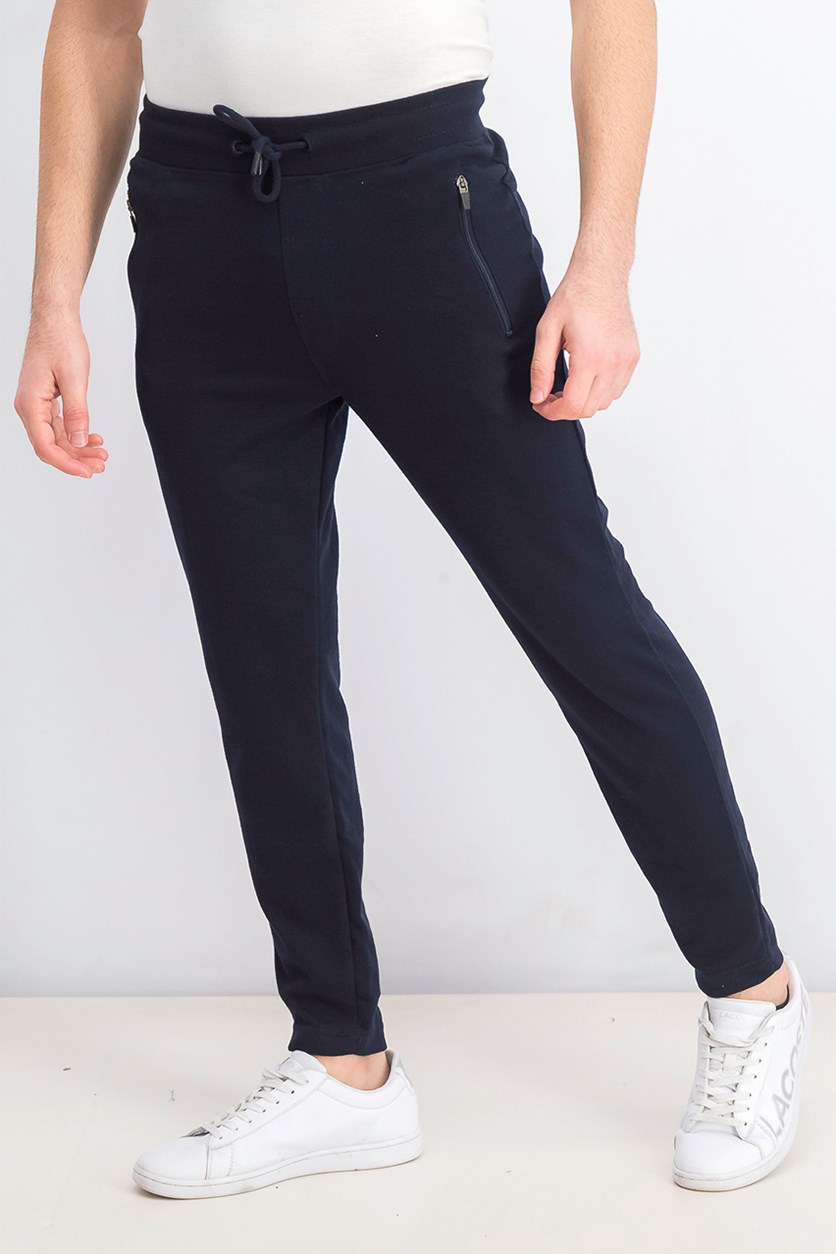 Mens Gannon Jogger Pants, Navy