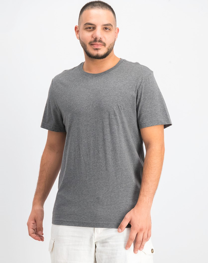 Men's Performance T-Shirt, Charcoal Heather