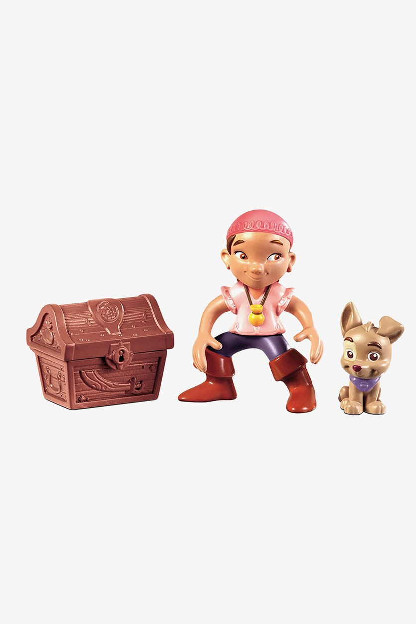 Izzy & Patch Figure, Pink