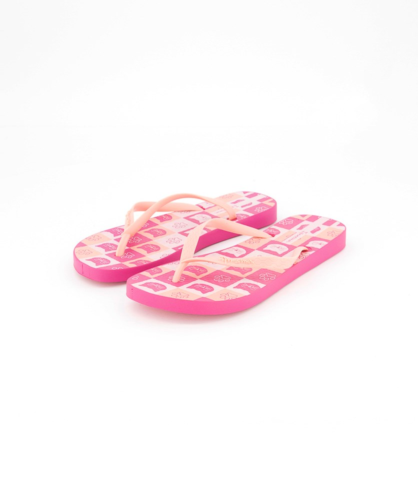 Women's Only Fem Slippers, Pink