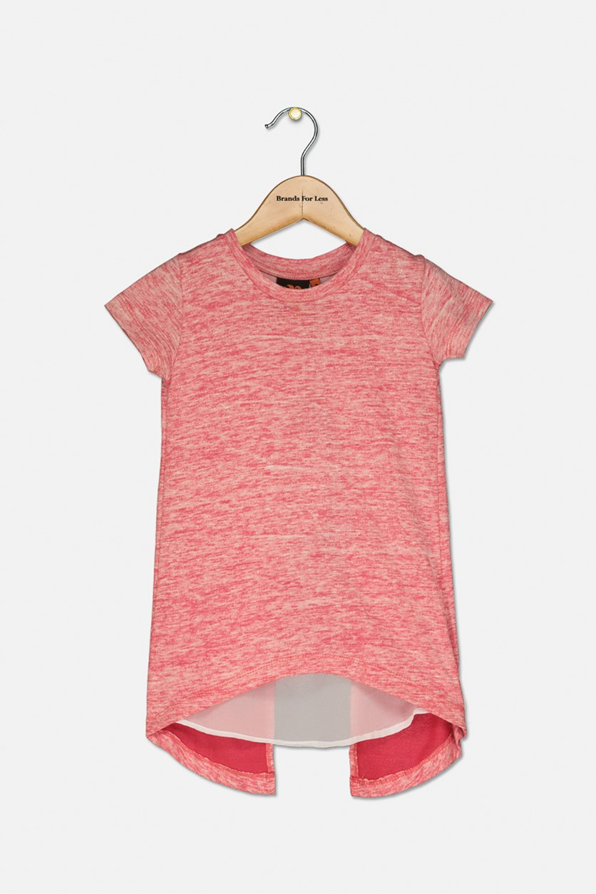 Baby Girl's Mini Michelle T-Shirt, Cotton Candy