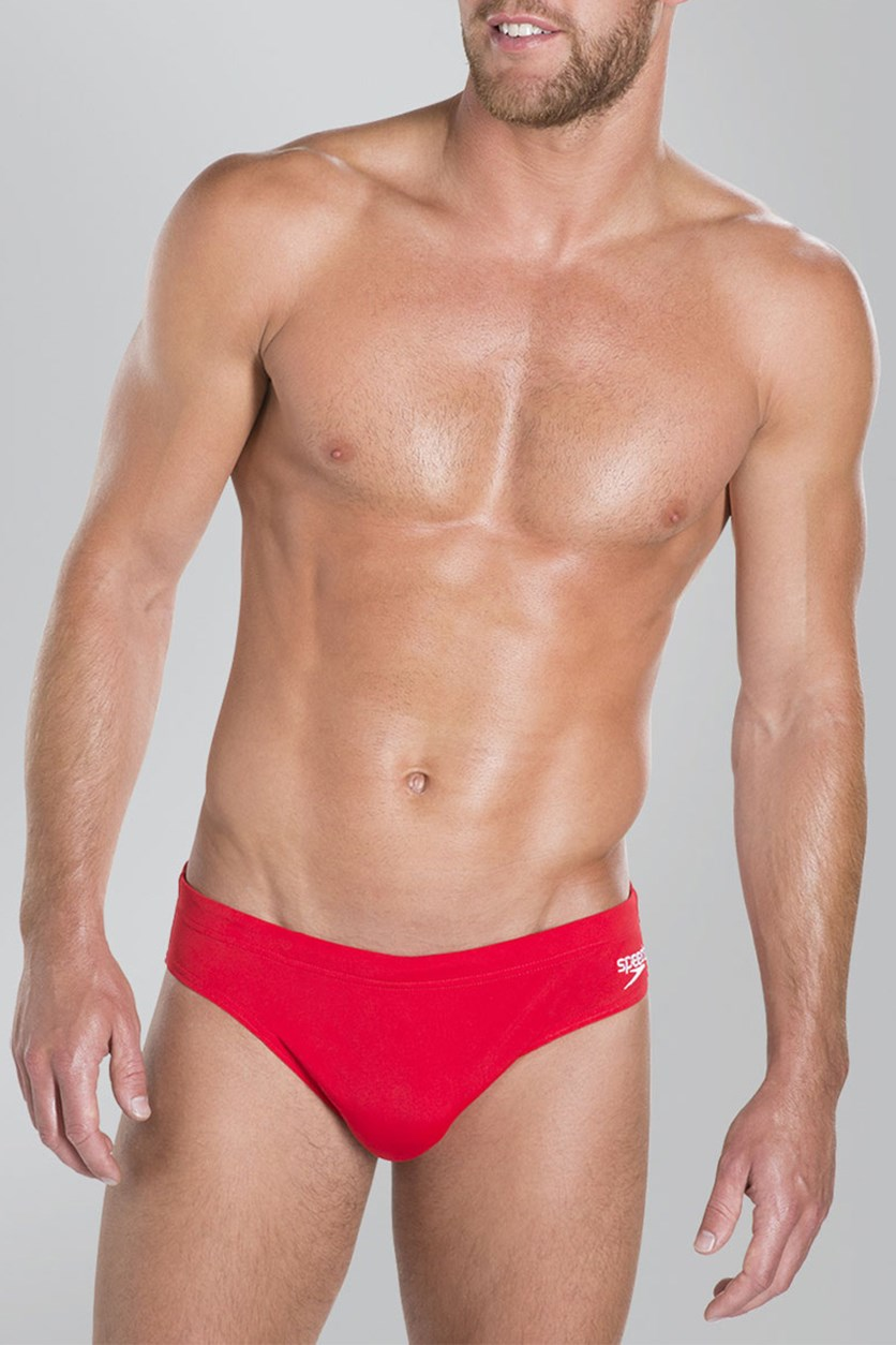 Men's Essential Endurance Sportsbrief, Red