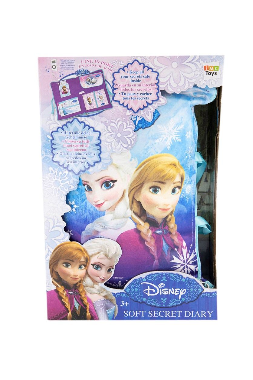 Disney Soft Secret Diary, Blue Combo