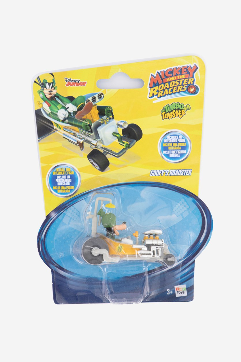 Mickey And The Roadster Racers, Yellow/Green Combo