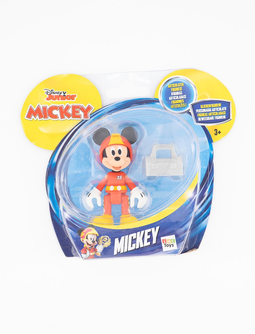 Mickey and the Roadster Racer, Red
