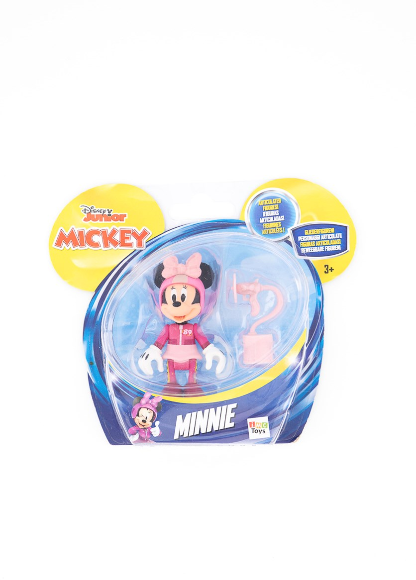 Mickey and the Roadster Racer Minnie, Pink