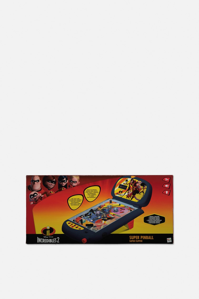 Incredibles 2 Super Pinball, Blue Combo