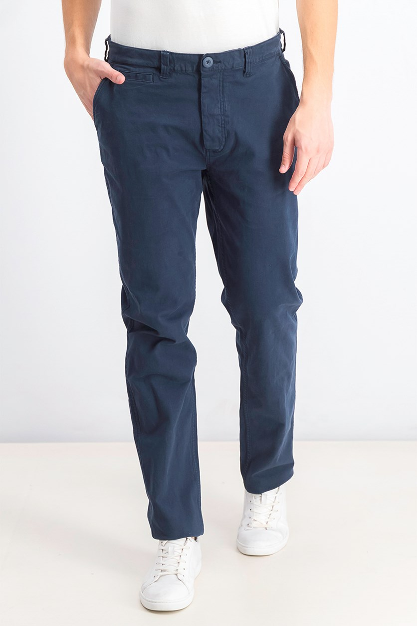 Men's Floyd Slim-Fit Chino Pants, Navy