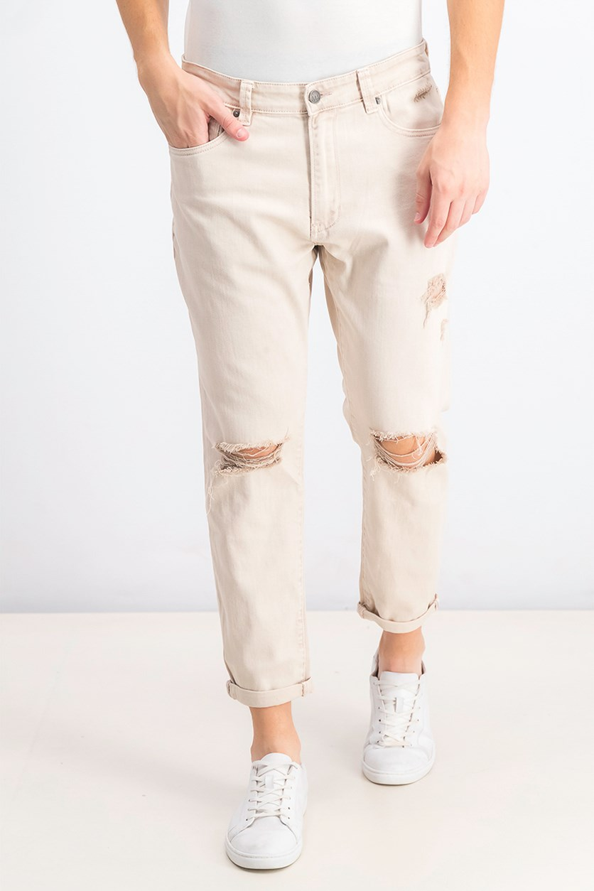 Men's Whatever Slim Skinny Jeans, Quartz Trash