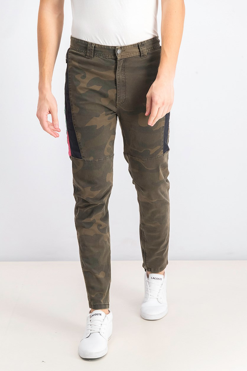 Men's Hawkeye Twill  Pants, Shanghai Camo