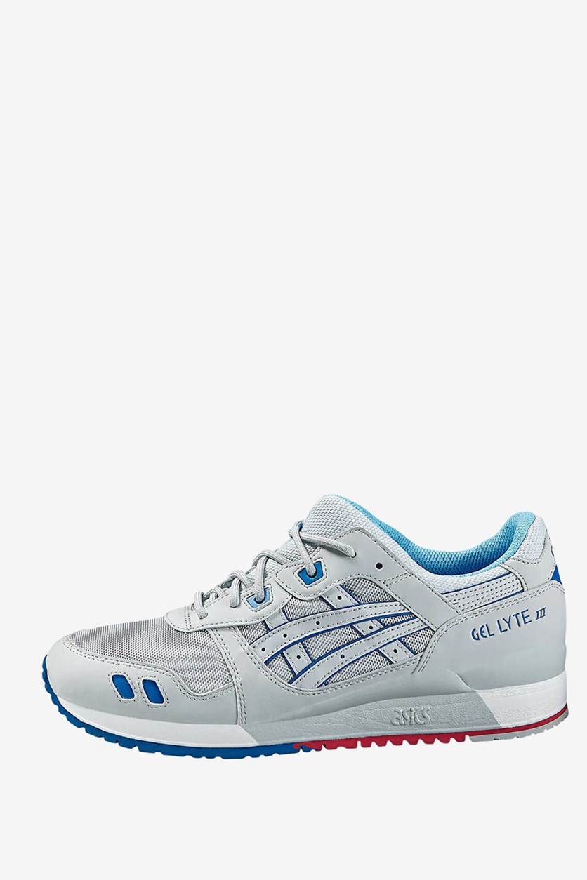Mens Gel-Lyte III Shoes, Soft Gray