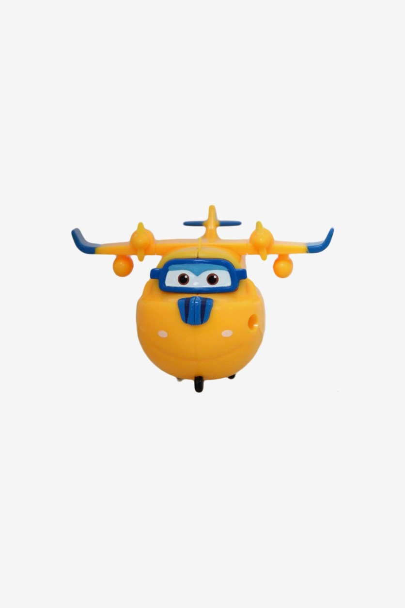 Super Wings Donnie Plane, Yellow