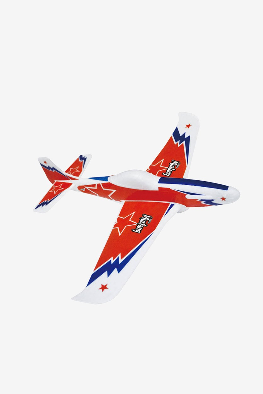 S-series Mustang Twister Glider, Red