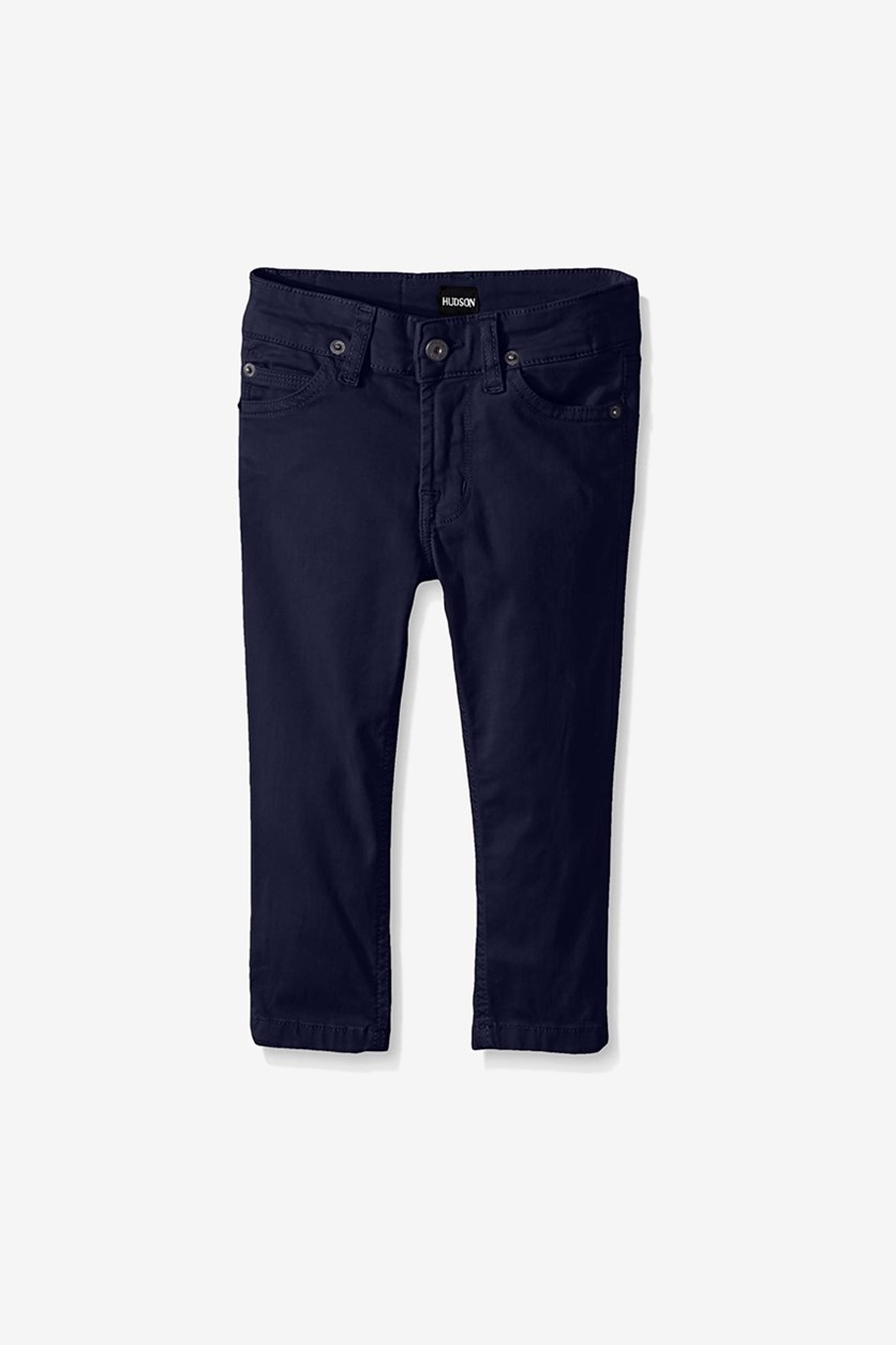 Toddlers Boys' Jagger Twill Pant, Regal Blue