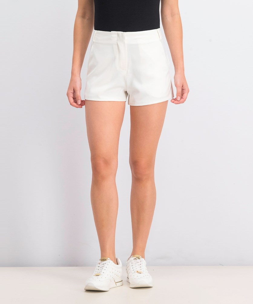 Women's Pull- On Short, Ivory