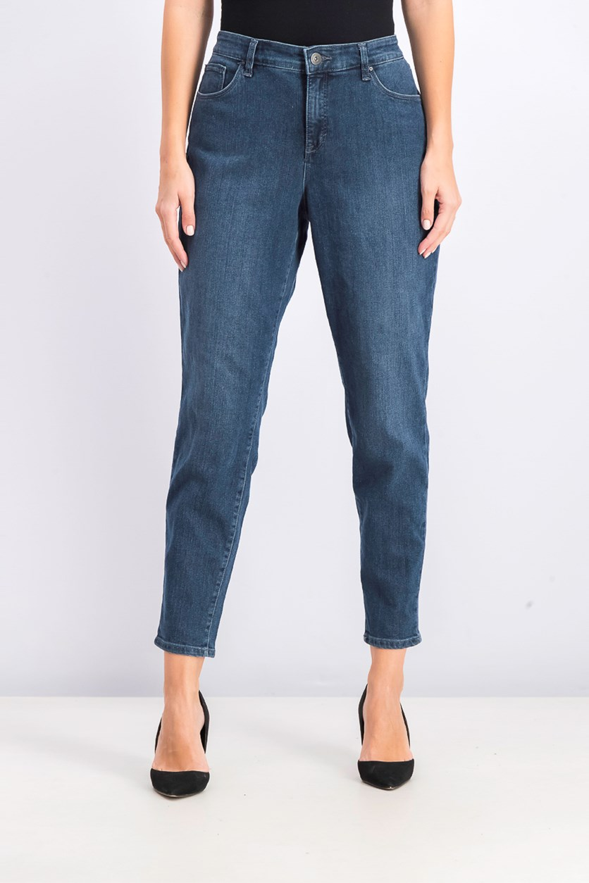 Curvy-Fit Skinny Jeans, Hurricane