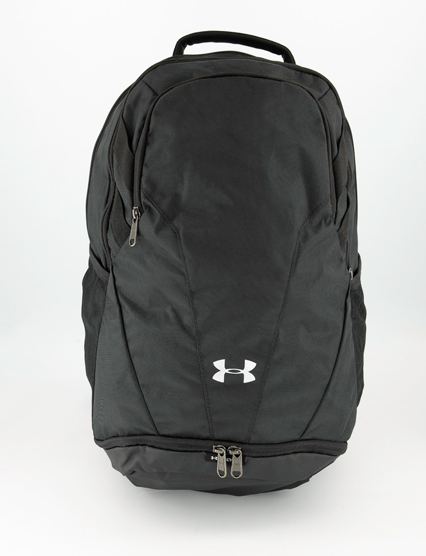Unisex Team Hustle Backpack, Black