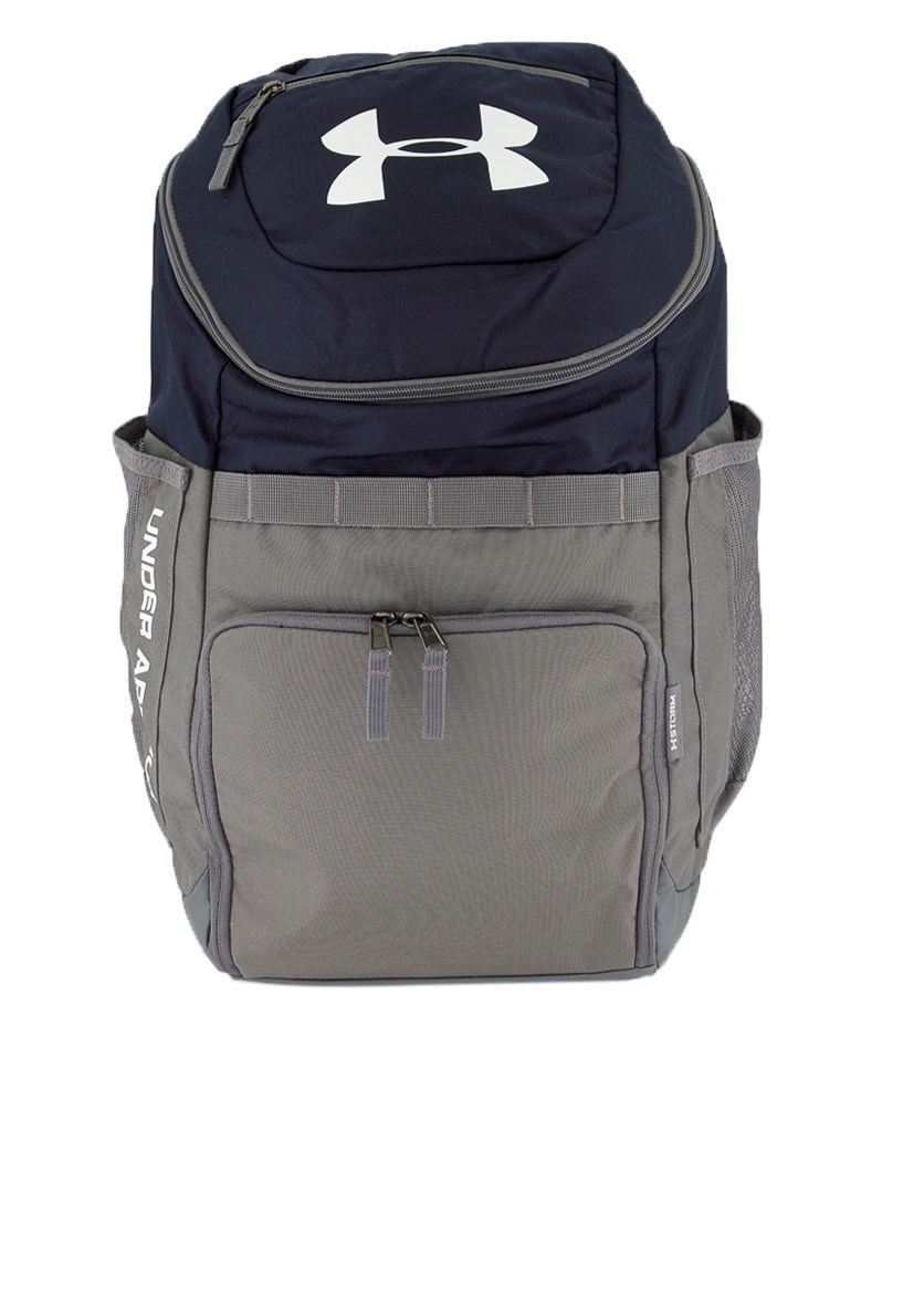 Unisex Team Undeniable Backpack, Grey/Navy
